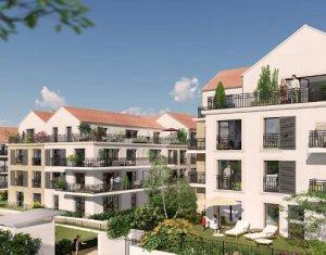 Achat / Vente immobilier neuf Chambourcy à deux pas du cœur de ville (78240) - Réf. 4290