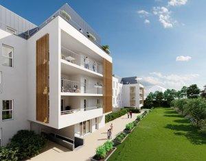 Achat / Vente immobilier neuf Champigny-sur-Marne aux portes de Paris (94500) - Réf. 2448
