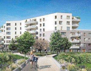 Achat / Vente immobilier neuf Champigny-sur-Marne proche centre-ville (94500) - Réf. 1961