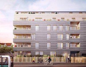 Achat / Vente immobilier neuf Champigny-sur-Marne proche parc Tremblay (94500) - Réf. 1251