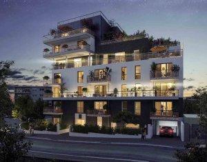 Achat / Vente immobilier neuf Champigny-sur-Marne quartier résidentiel (94500) - Réf. 3731
