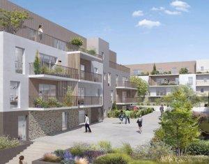 Achat / Vente immobilier neuf Champs-sur-Marne aux pieds des transports (77420) - Réf. 4429