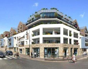 Achat / Vente immobilier neuf Champs-sur-Marne centre historique (77420) - Réf. 978