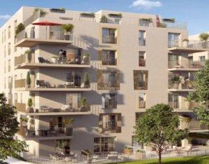 "Achat / Vente immobilier neuf Châtenay-Malabry écoquartier ""LaVallée"" (92290) - Réf. 3574"