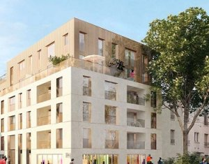 Achat / Vente immobilier neuf Châtenay-Malabry proche commerces (92290) - Réf. 2533