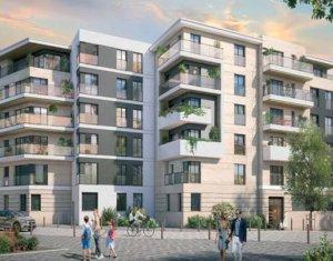 Achat / Vente immobilier neuf Châtenay-Malabry proche parc de la Vallée aux Loups (92290) - Réf. 2994