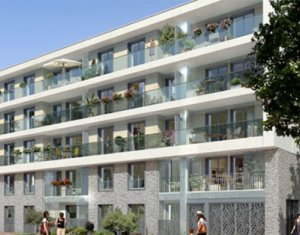 Achat / Vente immobilier neuf Châtenay-Malabry proche Parc de Sceaux (92290) - Réf. 2579