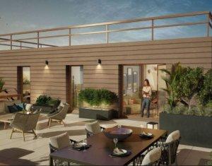 Achat / Vente immobilier neuf Chaville au cœur du quartier Atrium (92370) - Réf. 4974
