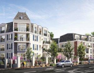 Achat / Vente immobilier neuf Chelles à 600m de la gare (77500) - Réf. 5453