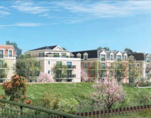 Achat / Vente immobilier neuf Chelles face Canal (77500) - Réf. 2711
