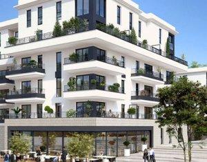 Achat / Vente immobilier neuf Chelles proche centre-ville (77500) - Réf. 2121