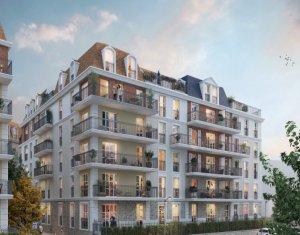 Achat / Vente immobilier neuf Chelles proche de la gare Chelles Gournay (77500) - Réf. 5467