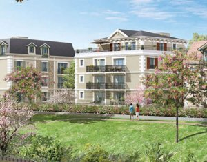 Achat / Vente immobilier neuf Chelles proche gare Chelles-Gournay (77500) - Réf. 2302