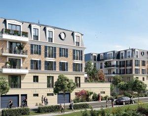 Achat / Vente immobilier neuf Chelles proche RER E (77500) - Réf. 6022