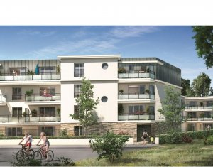Achat / Vente immobilier neuf Chennevières-sur-Marne proche centre (94430) - Réf. 3595