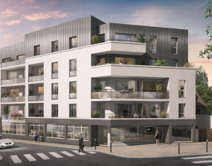 Achat / Vente immobilier neuf Chennevières-sur-Marne proche centre-commercial de Prince Vent (94430) - Réf. 2180