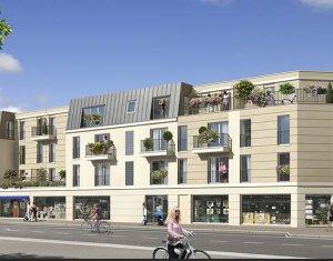Achat / Vente immobilier neuf Chennevières-sur-Marne proche du Centre commercial Pince Vent (94430) - Réf. 1794