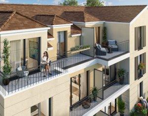 Achat / Vente immobilier neuf Chennevières-sur-Marne proche du centre-ville (94430) - Réf. 6045