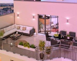 Achat / Vente immobilier neuf Chennevières-sur-Marne quartier pavillonnaire (94430) - Réf. 5877