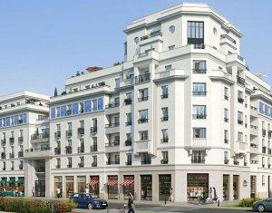 Achat / Vente immobilier neuf Chessy  à côté du RER A Val d'Europe (77700) - Réf. 239
