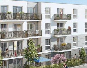 Achat / Vente immobilier neuf Chevilly-Larue à deux pas du Parc de la Roseraie (94550) - Réf. 4123