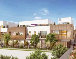 Achat / Vente immobilier neuf Chevilly-Larue proche aéroport d'Orly (94550) - Réf. 2667