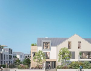 Achat / Vente immobilier neuf Chevilly-Larue proche tramway 7 (94550) - Réf. 6064