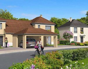 Achat / Vente immobilier neuf Chevry-Cossigny proche forêt d'Armainvilliers (77173) - Réf. 2544