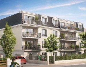 Achat / Vente immobilier neuf Chilly-Mazarin, quartier pavillonnaire, proche bus (91380) - Réf. 3199