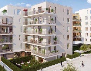 Achat / Vente immobilier neuf Choisy-le-Roi quartier pavillonnaire (94600) - Réf. 1828