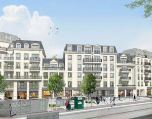 Achat / Vente immobilier neuf Clamart face tramway T6 (92140) - Réf. 2755