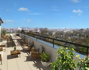 Achat / Vente immobilier neuf Clamart proche tramway T6 (92140) - Réf. 3232