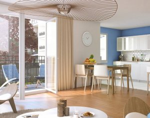 Achat / Vente immobilier neuf Clamart proche Tramway T6 (92140) - Réf. 2636