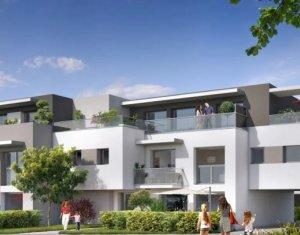 Achat / Vente immobilier neuf Claye-Souilly cœur de ville (77410) - Réf. 3807