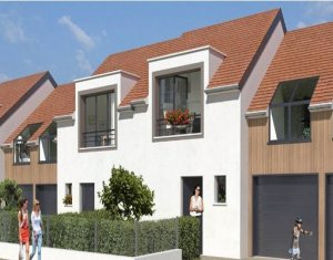 Achat / Vente immobilier neuf Claye-Souilly proche commerces (77410) - Réf. 4449