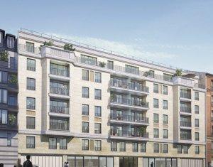 Achat / Vente immobilier neuf Clichy proche centre-ville (92110) - Réf. 791