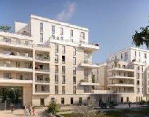 Achat / Vente immobilier neuf Clichy proche métro (92110) - Réf. 2967