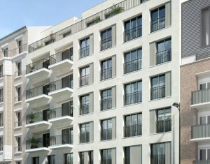 Achat / Vente immobilier neuf Clichy proche Métro Mairie de Clichy (92110) - Réf. 6336