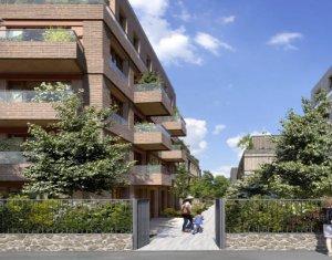 Achat / Vente immobilier neuf Colombes à moins de 10 min du transilien J (92700) - Réf. 5809