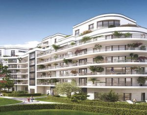Achat / Vente immobilier neuf Colombes au cœur du quartier de l'Arc Sportif (92700) - Réf. 4295