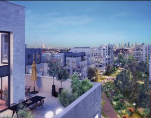 Achat / Vente immobilier neuf Colombes proche de la Seine (92700) - Réf. 2861