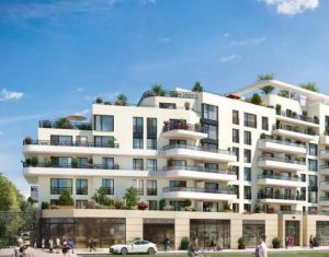 Achat / Vente immobilier neuf Colombes proche Stade Olympique Yves du Manoir (92700) - Réf. 3392
