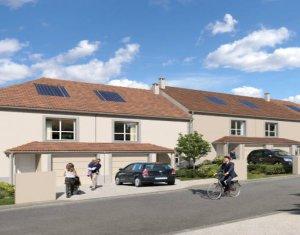 Achat / Vente immobilier neuf Combs-la-Ville à deux pas du centre (77380) - Réf. 5672