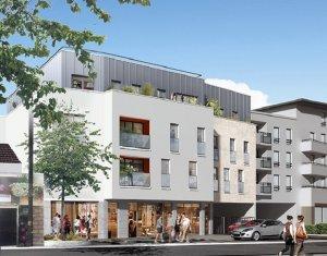Achat / Vente immobilier neuf Combs-la-Ville proche RER D (77380) - Réf. 2432