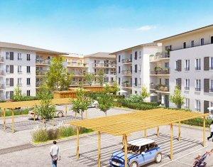 Achat / Vente immobilier neuf Corbeil-Essonnes quartier de La Papeterie (91100) - Réf. 1774