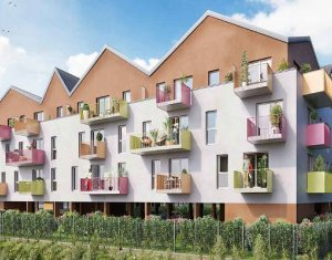 Achat / Vente immobilier neuf Corbeil-Essonnes quartier de l'ancienne Papeterie Darblay (91100) - Réf. 3978
