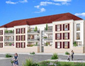 Achat / Vente immobilier neuf Cormeilles-en-Parisis à Bois-Rochefort (95240) - Réf. 5811
