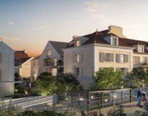 Achat / Vente immobilier neuf Cormeilles-en-Parisis proche transilien J (95240) - Réf. 5865