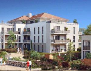 Achat / Vente immobilier neuf Cormeilles en Parisis quartier Bois Rochefort (95240) - Réf. 1701