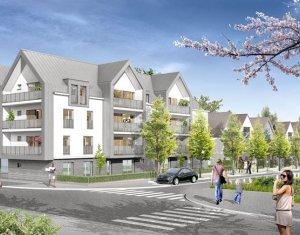 Achat / Vente immobilier neuf Cormeilles-en-Parisis quartier des Bois de Rochefort (95240) - Réf. 1536